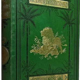 Livingstone, David - The Life and Explorations of David Livingstone - 1874