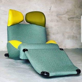 Toshiyuki Kita - Cassina - chaise longue (1) - 111 Wink