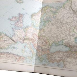Géographie moderne.Atlas manuel - 1880