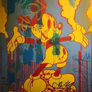 Dillon Boy - Corporations Kill / Mickey Mouse Toxic Yellow