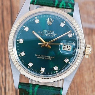 Rolex - Oyster Perpetual Datejust- 16013 - Men - 1980-1989