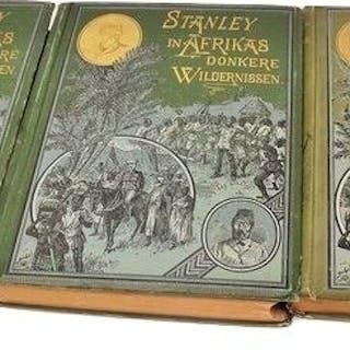 H.M. Stanley -In Afrikas donkere wildernissen - [ca. 1890]