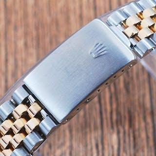 Rolex - 18K Gold & Stainless Steel Jubilee Bracelet...