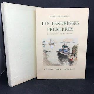 Emile Verhaeren, H. Cassiers  - Les Tendresses Premieres  - 1942