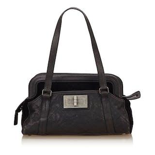 Chanel - Caviar Leather Reissue Shoulder Bag Shoulder bag