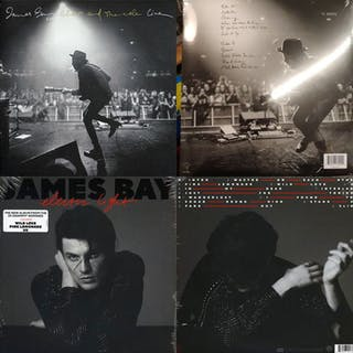 James Bay - Chaos And The Calm Live - Electric Light...