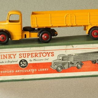 Dinky Toys - 1:43 - Loud Speaker Van - Dinky toys 521