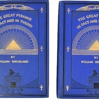 William Kingsland - The Great Pyramid in Fact and in Theory- 1932/1935