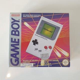 New Nintendo Gameboy Classic Console DMG-01 1989 FACTORY...