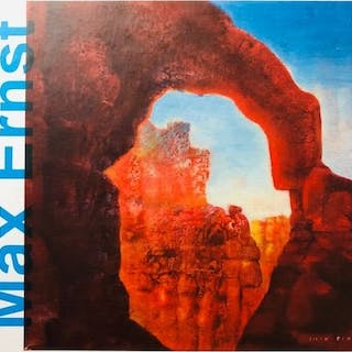 Max Ernst - Lot with 2 books - 1991/2013