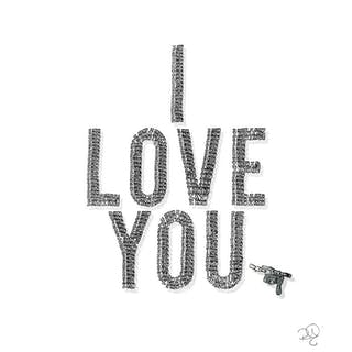 Richard Berner - I Love You - I Know (Printers Proof)