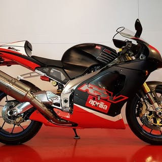 Aprilia - RSV Mille R - 1000 cc - 2001