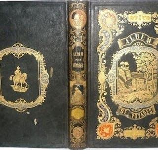 Abbé Paul Jouhanneaud - Album des voyages anciens et modernes - 1858