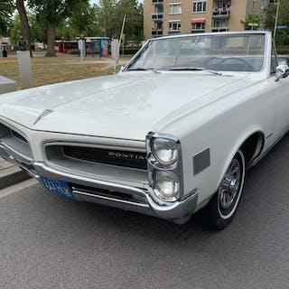 Pontiac - Le Mans 326 Cui V8 Convertible - 1966