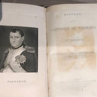 General Count Montholon - History of the captivity of Napoleon at St