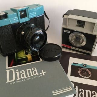 Diana LOTE LOMOGRAPHY