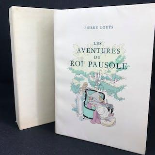 Louÿs, Touchet - Les Aventures du Roi Pausole - 1939
