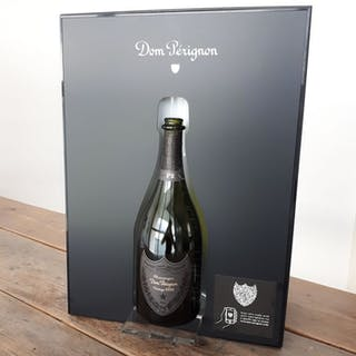 Dom Perignon Shop Display With Led-Light