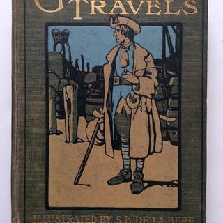 Jonathan Swift, Stephen Baghot de la Bere - Gulliver's Travels - 1904