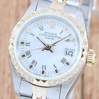 Rolex - Date Lady - 6917 - Women - 1980-1989