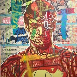 Dillon Boy - Death of Superman (Rest in Paint)
