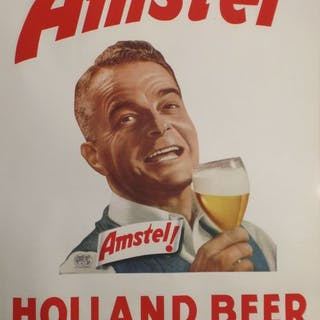 Anonymous - Amstel bier - 1950s