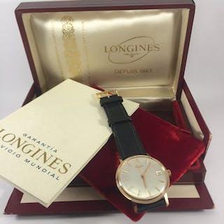 Longines - La Grande Classique Cal. 281 Gold 18 K - Men - 1960-1969