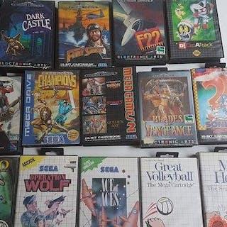 Sega - Video games