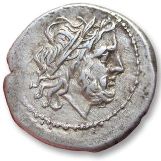 Roman Republic - AR Victoriatus