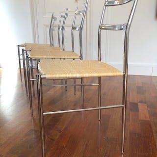 Philippe Starck - Driade - Chair (4) - Objet Perdu