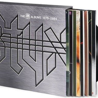 Styx - The A&M Albums 1975-1984 Limited Boxset! - Limitiertes Box-Set