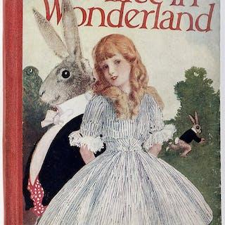 Lewis Carroll / Edmund Blampied + Harry Rountree- Alice's...