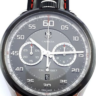 TAG Heuer - Carrera Calibre 1887 - CAR2C12.FC6327 - Men - 2011-present