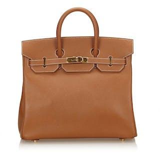 Hermes - Courchevel Hac Birkin 32 Handbag