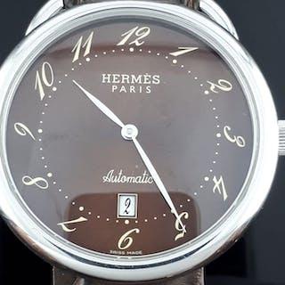 Hermès - Arceau Automatic 41mm - AR4.810 - Men - 2011-present