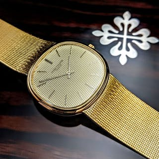 Patek Philippe - Golden Ellipse Jumbo 18k Gold /watch...