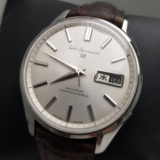 Seiko - 'NO RESERVE PRICE' 5 SportsmaticNatural Automatic...