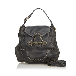 Gucci - Leather New Pelham Hobo Shoulder bag