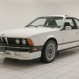 BMW - 635 CSI  - 1986