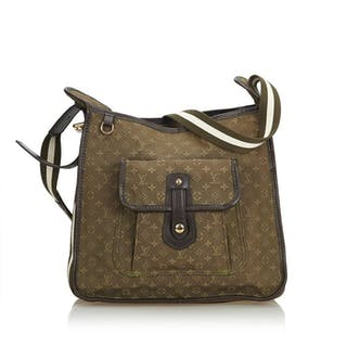 Louis Vuitton - Monogram Mini Lin Mary Kate Borsa a tracolla