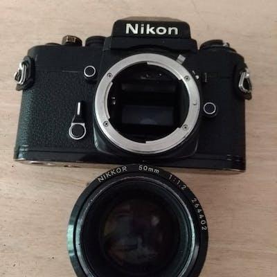 Nikon EL2-n + Nikkor 50mm F 1:1.2
