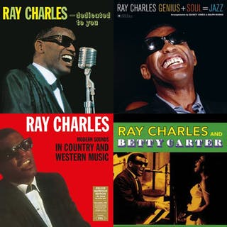 Ray Charles - Four Great Records By Ray Charles - Mint...