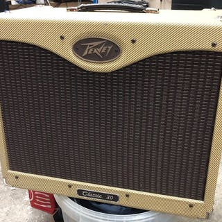 Peavey - Classic 30 Made in U.S.A. - Integrated amplifier - Italy