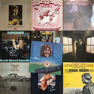 Various Artists/Bands in Classic Rock (before 1990)...