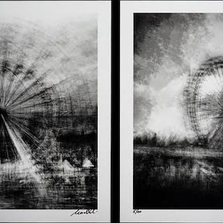 Frank Machalowski (1971-) - (2x) Multiexpo Wheel