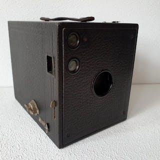 Kodak große Holzkiste Kamera Nr. 3 Brownie Model B - um 1900