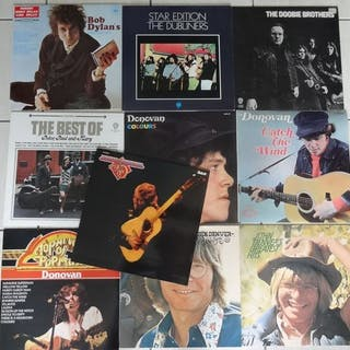 Bob Dylan John Denver Donovan Dubliners Doobie Brothers Peter