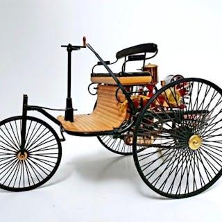 Franklin Mint - 1:8 - Mercedes Benz Patent Motor 1886...