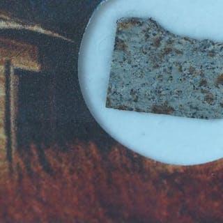 Bruderheim - L6 Météorite de Chondrite - 1×0.7×0.1 cm - 0.24 g