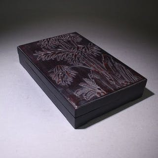 Ink stone - Duan - China - 21st century